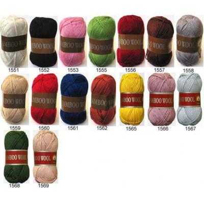 Пряжа Bamboo Wool