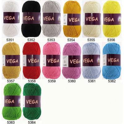 Пряжа Vega