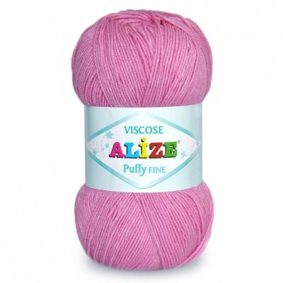 Пряжа Alize VISCOSE PUFFY FINE