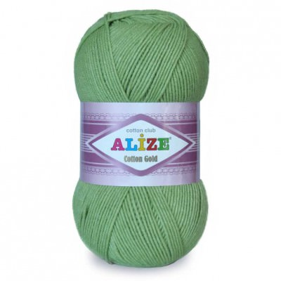 Пряжа Alize COTTON GOLD