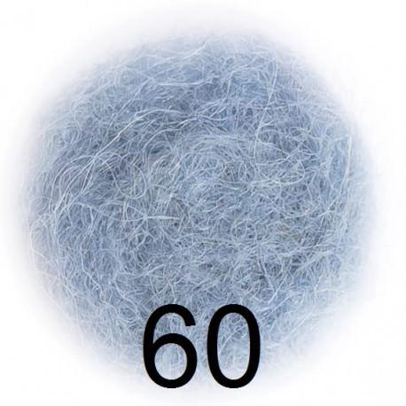 Шерсть для валяния Бергшаф (Австрия) цвет 60
