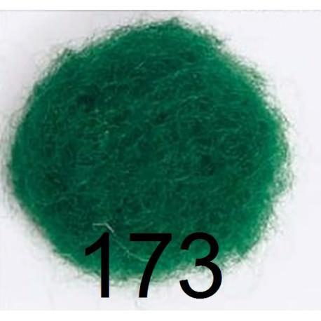 Шерсть для валяния Бергшаф (Австрия) цвет 173